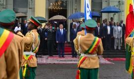 ראש הממשלה בביקורו באתיופיה