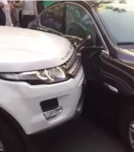 תאונה רכב גיפ