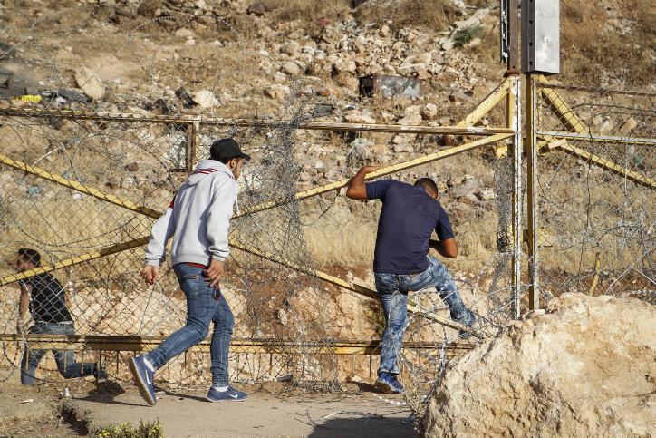 הסתננות לישראל | אילוסטרציה