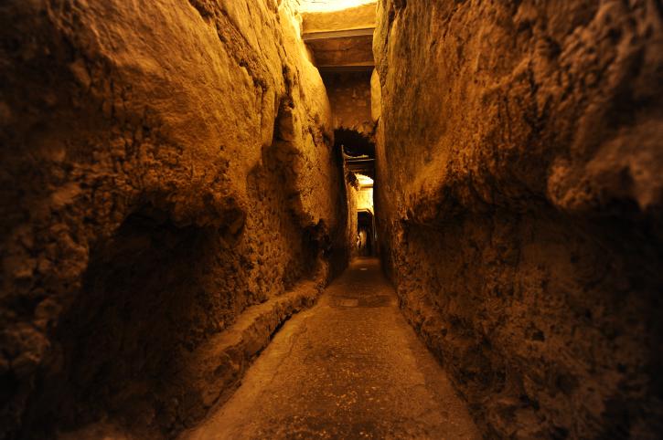 מנהרות בעיר העתיקה בירושלים