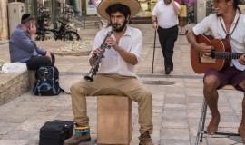 אמני רחוב בירושלים