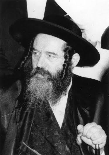 """האדמו""""ר מקרעטשניף - רבי דוד משה רוזנבוים"""