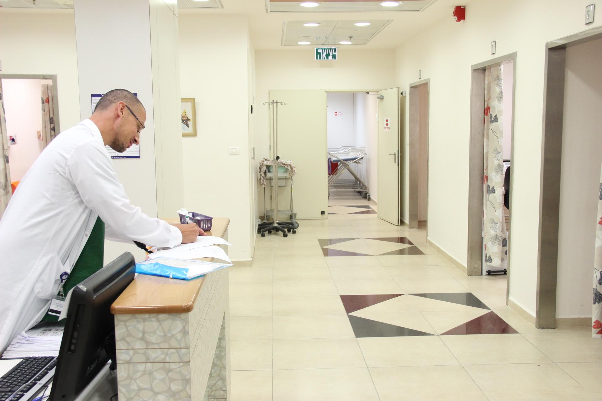 בית החולים מעייני הישועה (1)