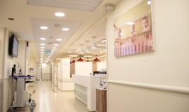 מסדרון בית חולים   אילוסטרציה
