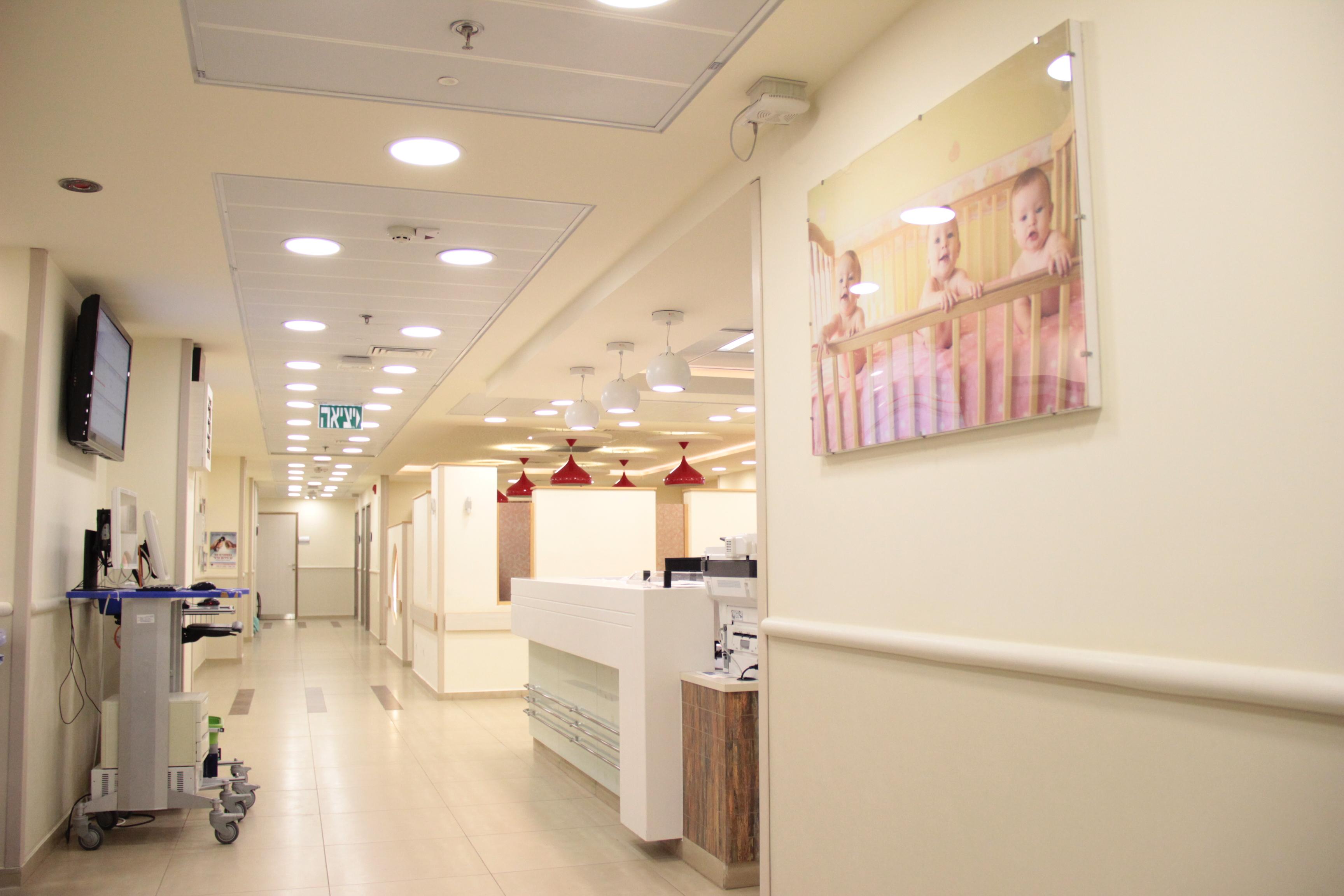 מסדרון בית חולים | אילוסטרציה