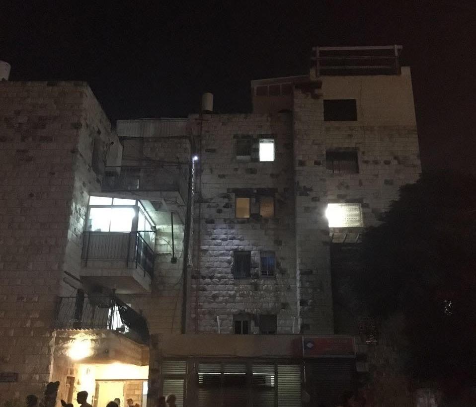 בנין דירה ירושלים