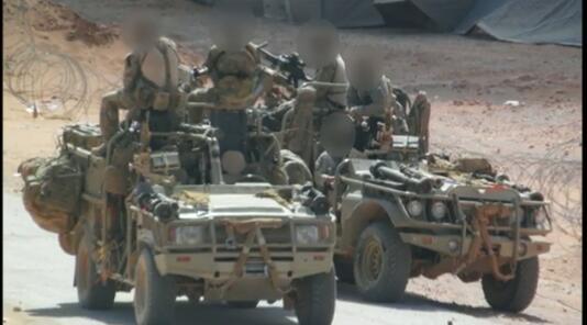 חיילים בריטים בסוריה (3)