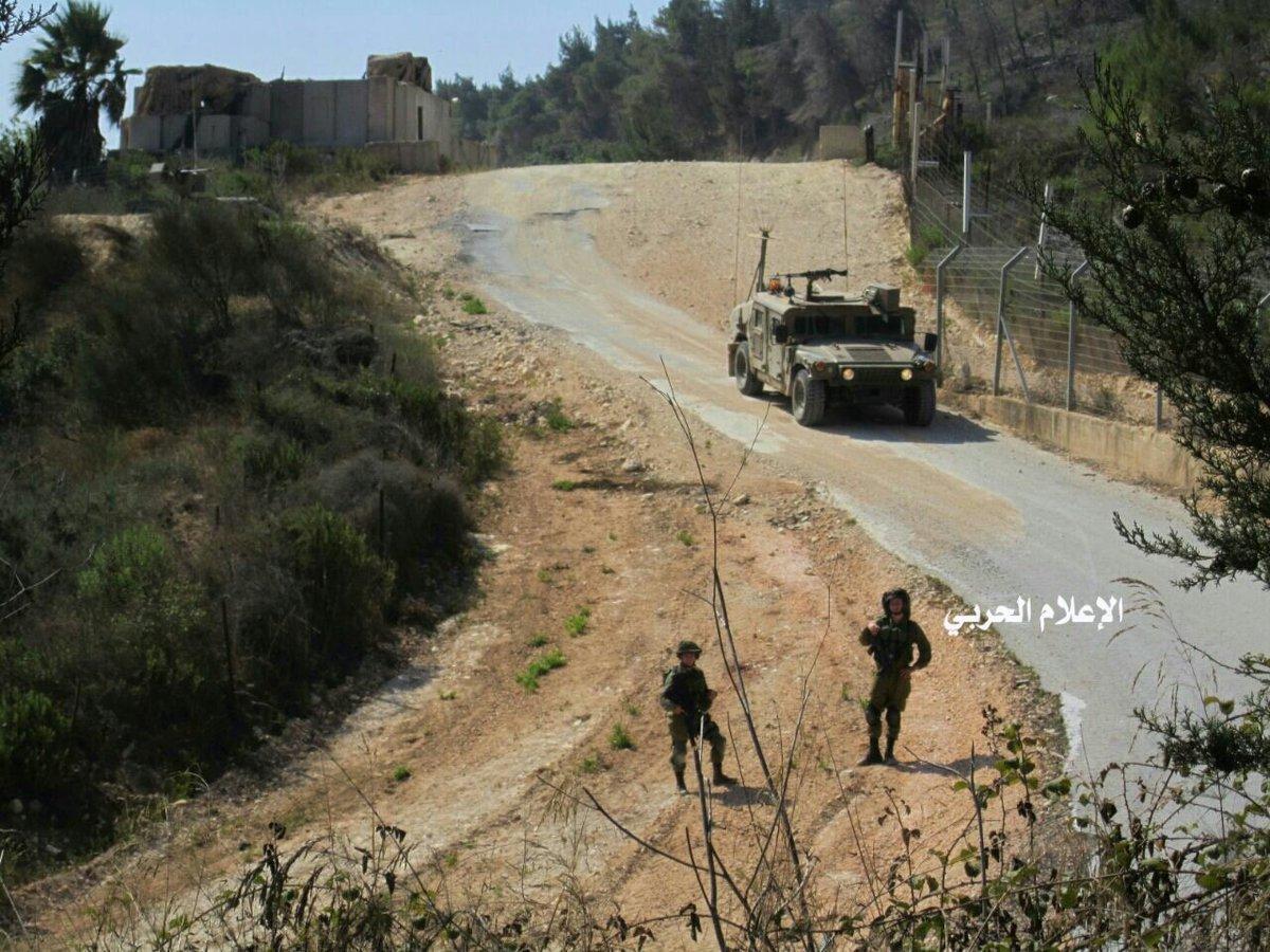 צה''ל גבול לבנון, תיעוד חיזבאללה (2)