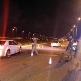 מחסומים, משטרת ישראל