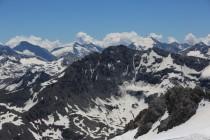 סקי צרפת הרים שלג