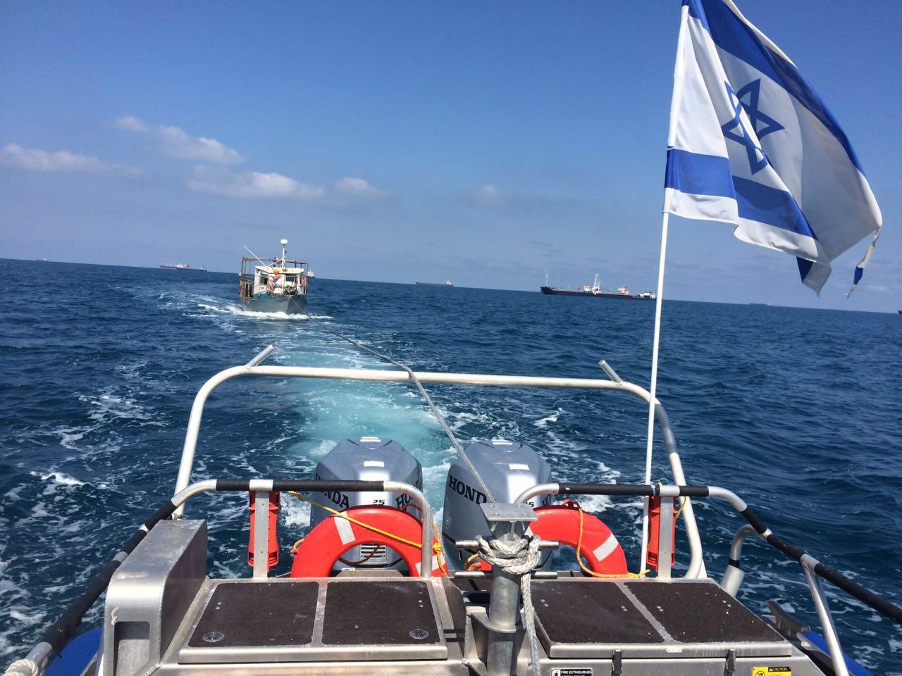 שיטור ימי בפעולה | אילוסטרציה