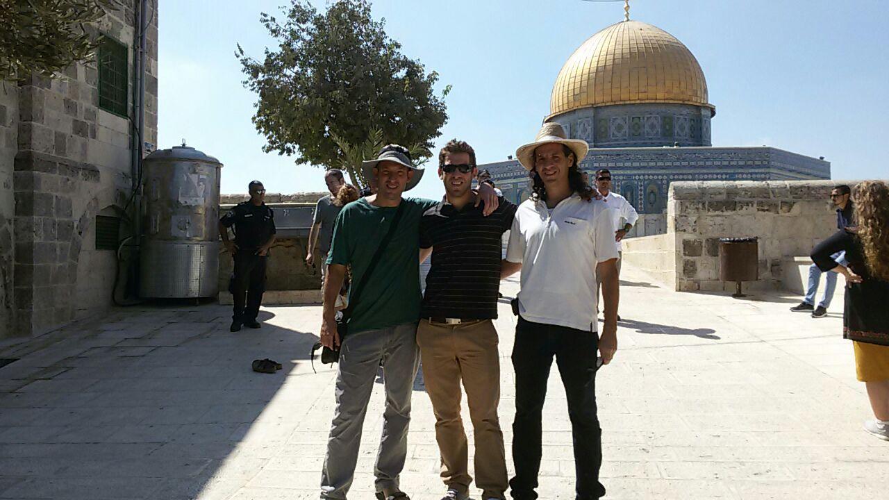 יהודים בהר הבית צילום