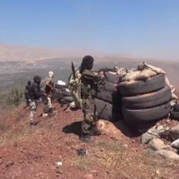 קרב דאעש סוריה