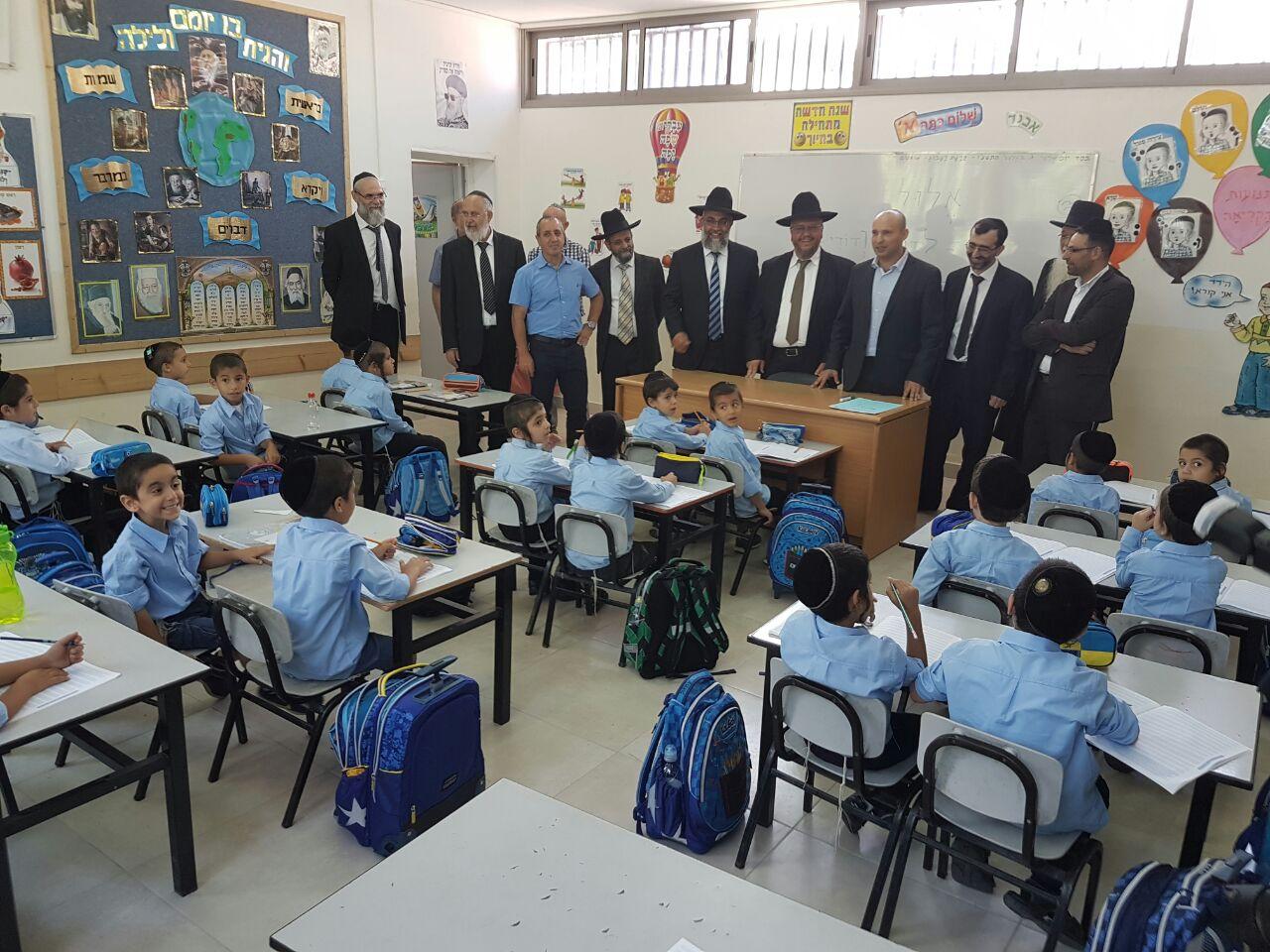 מוסדות חינוך חרדים בתל אביב