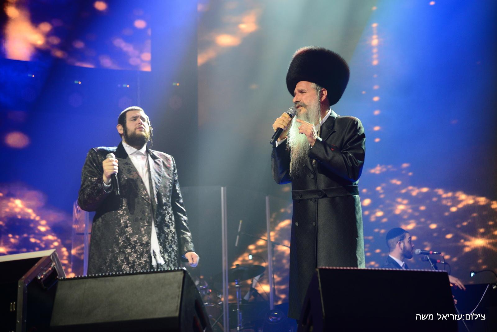 מרדכי בן דוד שמילי אונגר