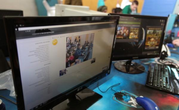 מסך מחשב
