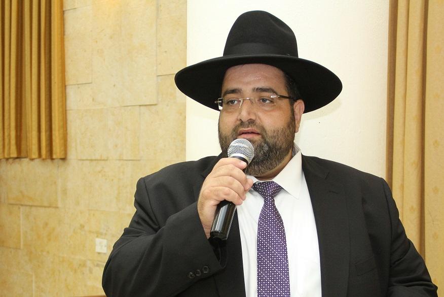 חבר מועצת ירושלים, אברהם בצלאל