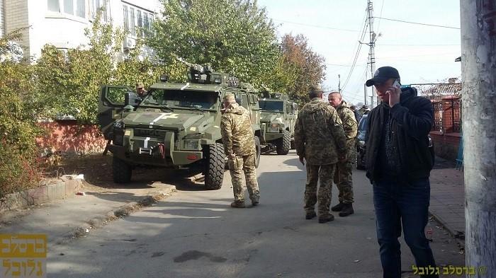 גדוד שיריון אוקראיני באומאן (3)