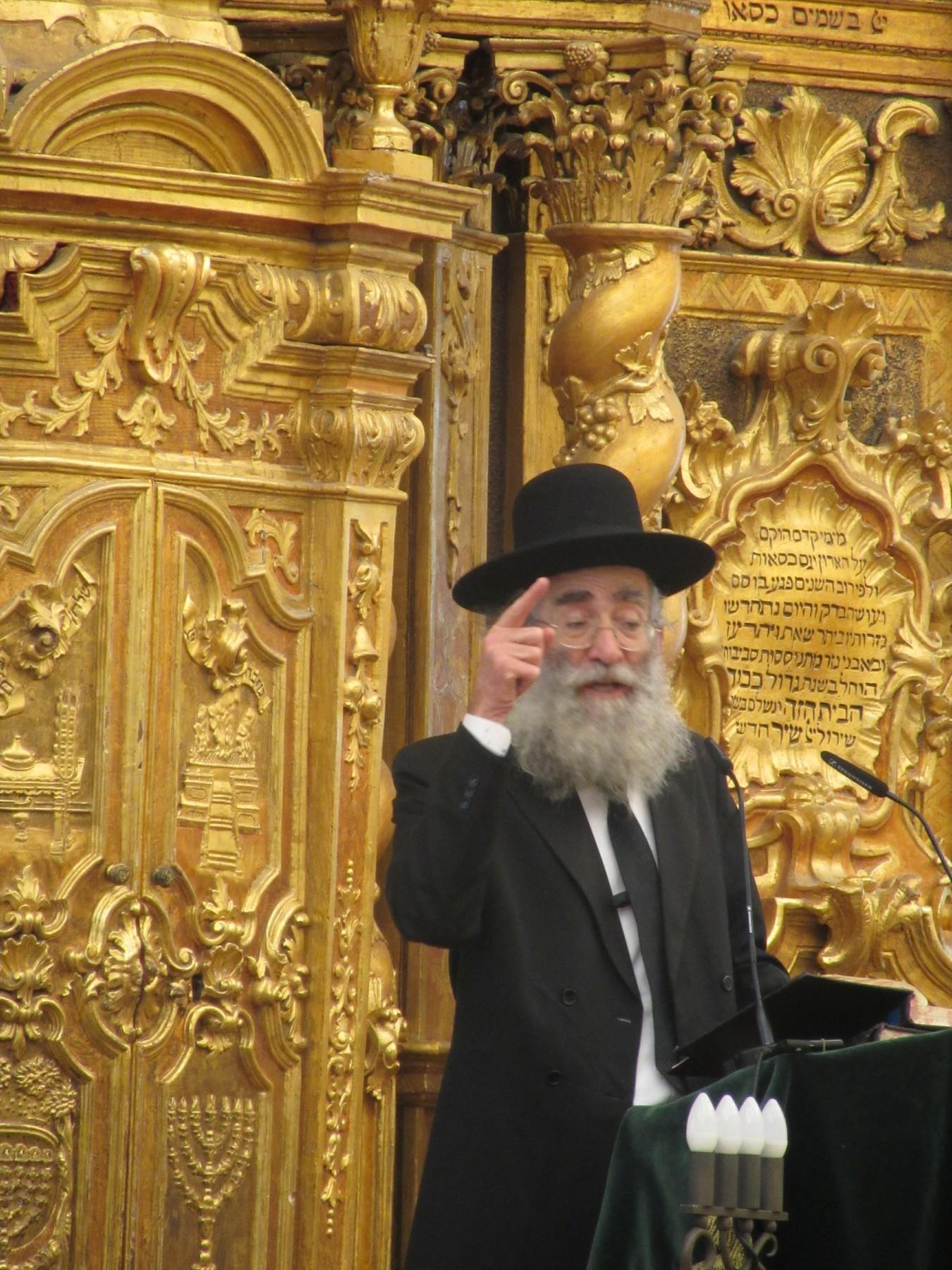 רבי שמואל מרקוביץ