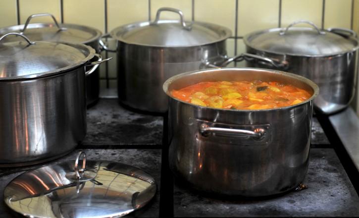 סיר בישול מרק אוכל