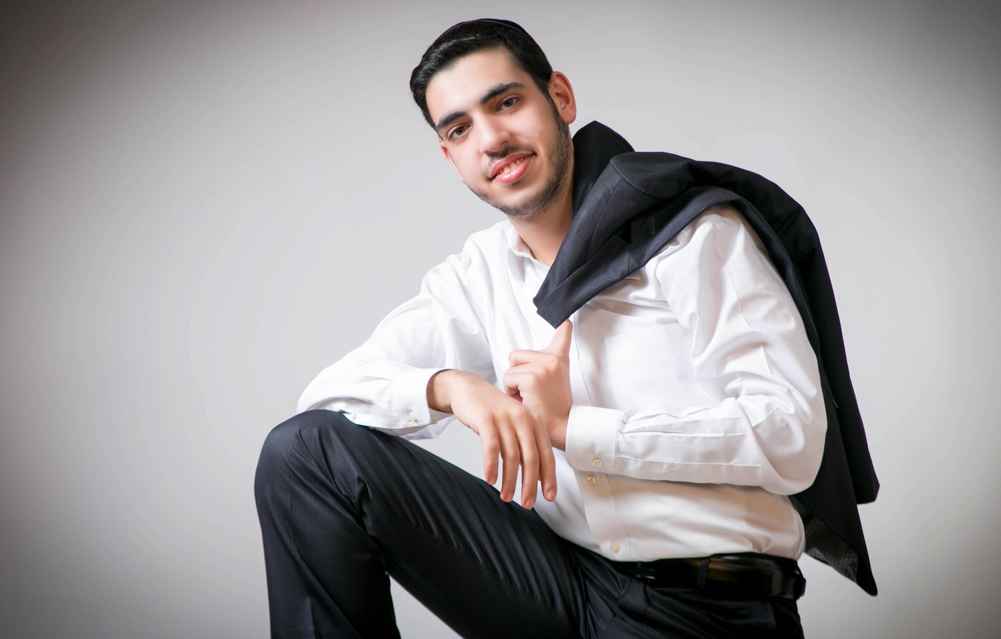 יוסף עבאדי - תמונת יח''צ
