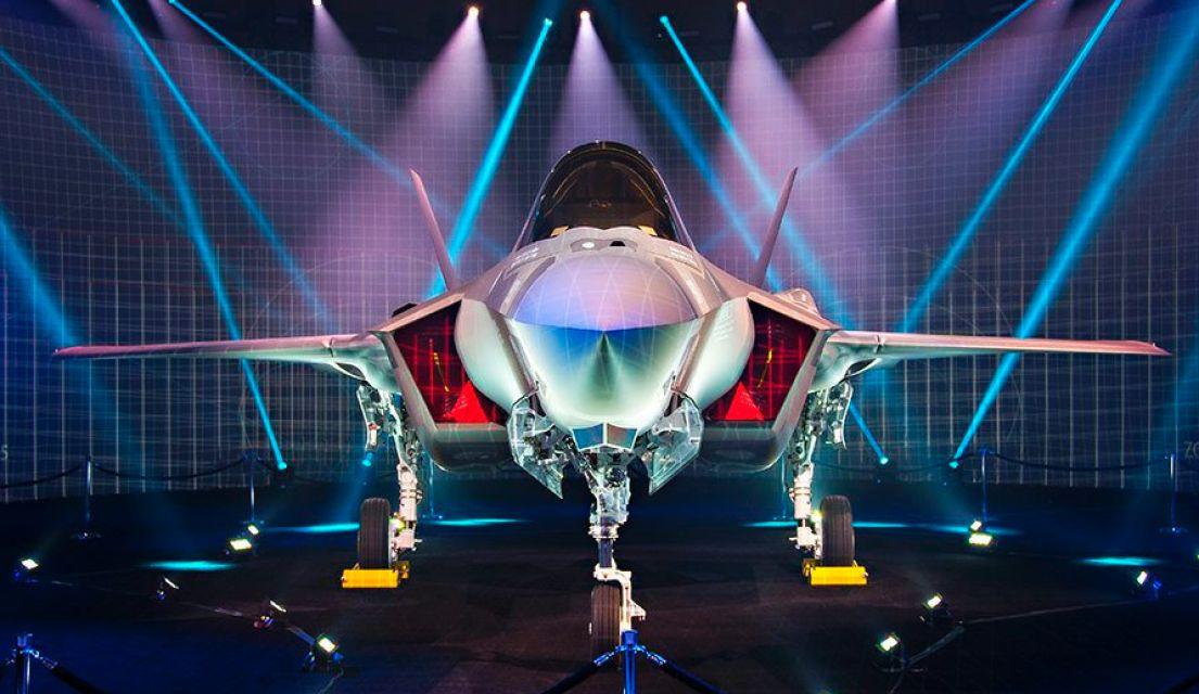 מטוס אדיר F35