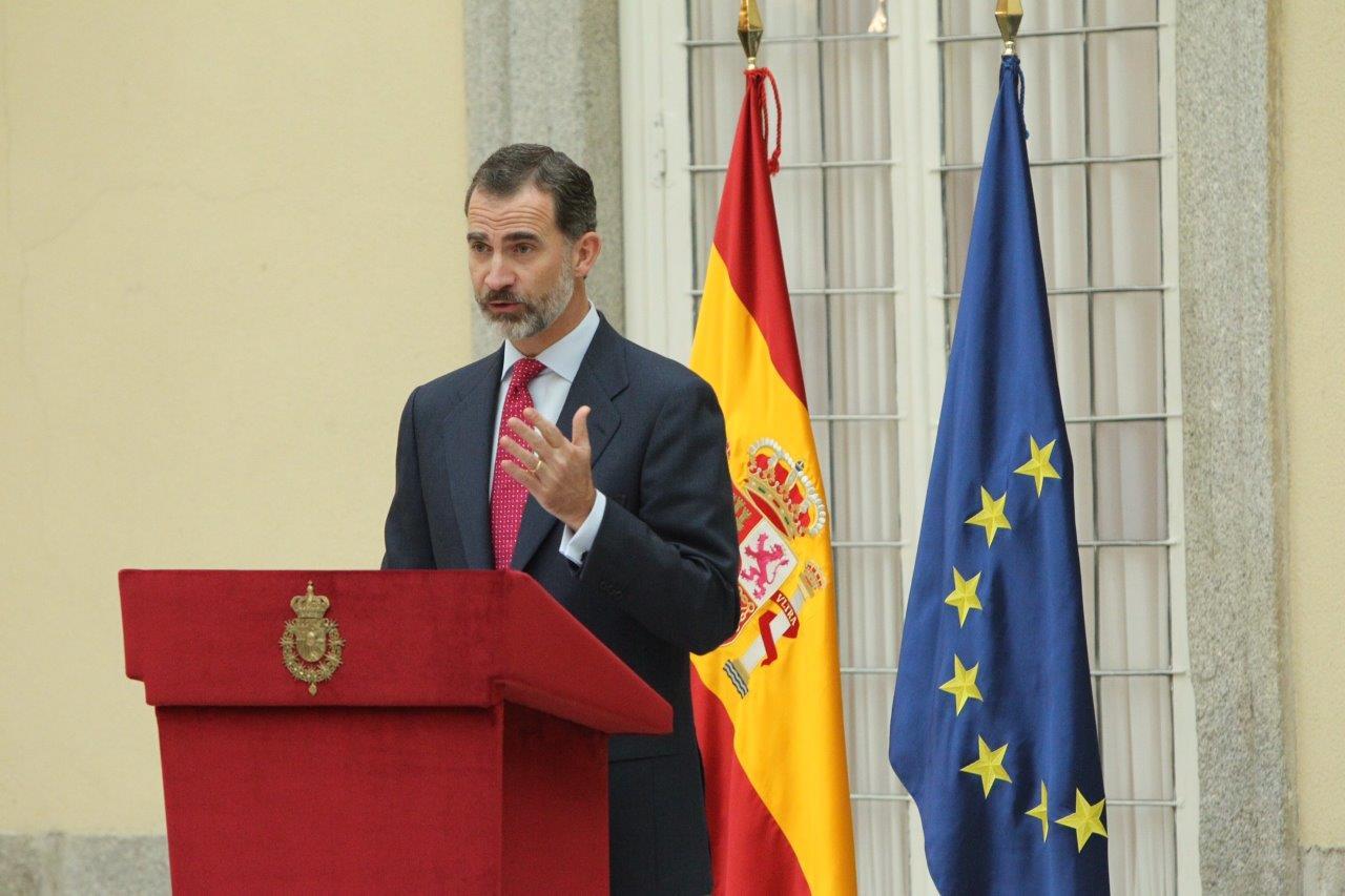מלך ספרד, פליפה השישי