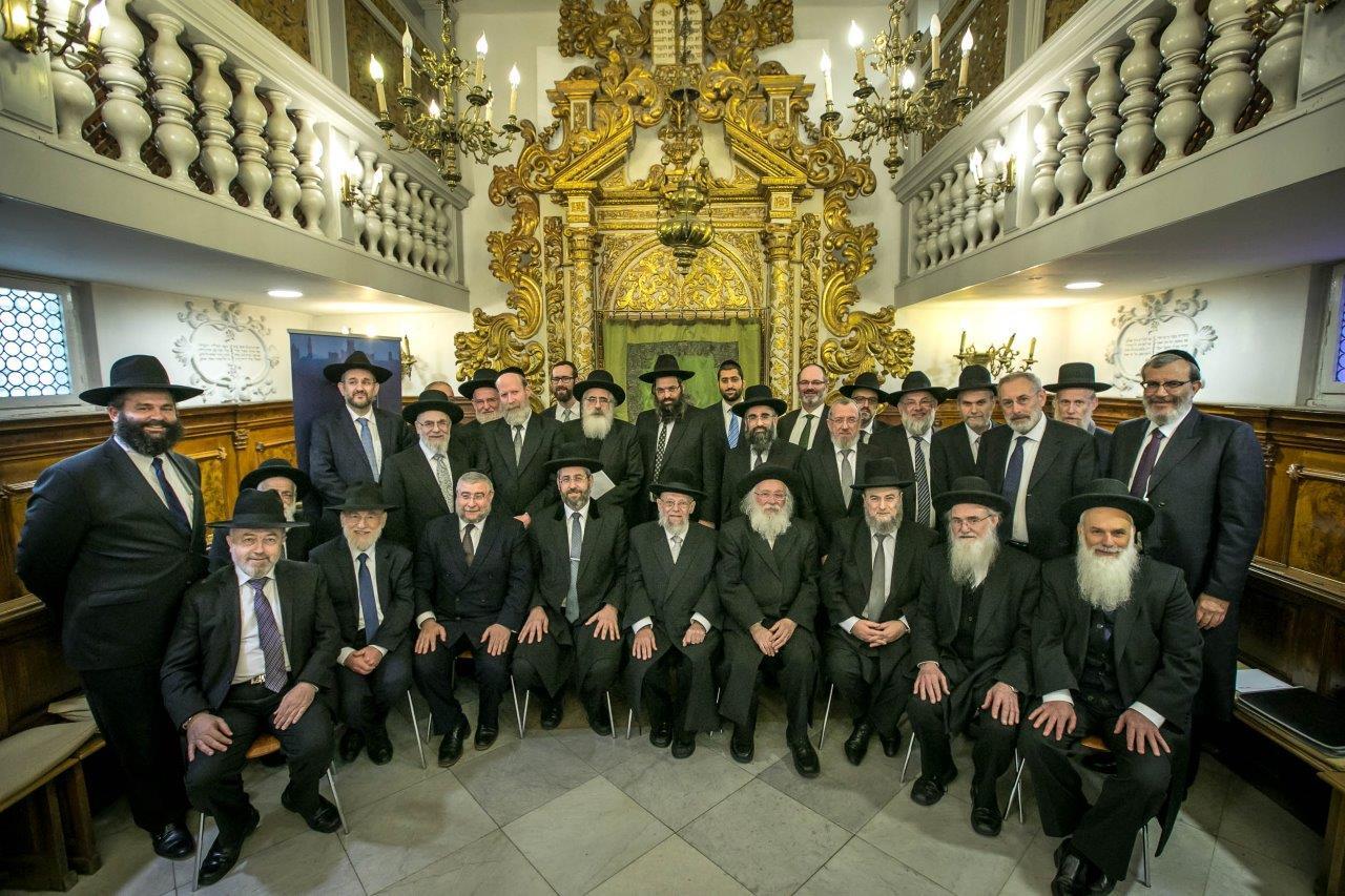 רבני אירופה בירושלים
