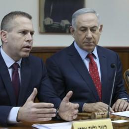 השר ארדן וראש הממשלה נתניהו