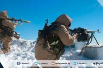 חיזבאללה בגבול סוריה לבנון