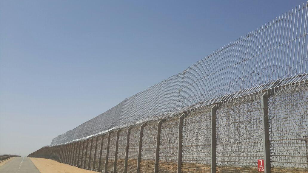 גדר בגבול מצרים | אילוסטרציה