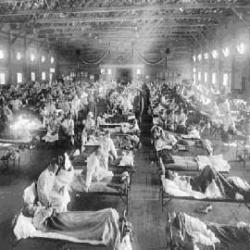שפעת_1918ביתחולים