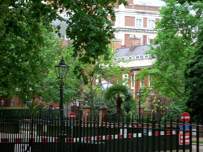 שגרירות ישראל בלונדון