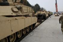 טנקים אמריקאים ברומניה