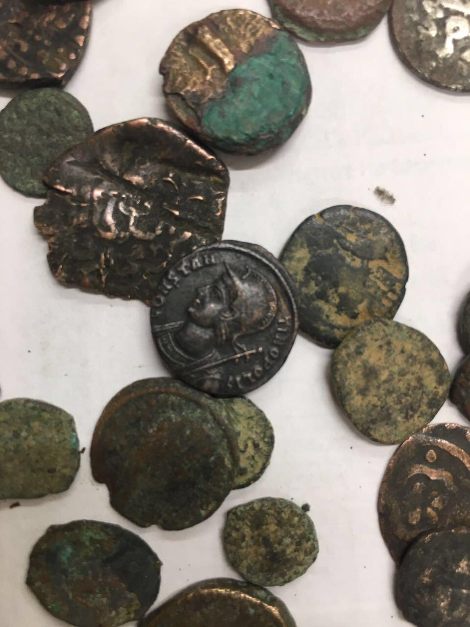 מטבעות באלנבי 1
