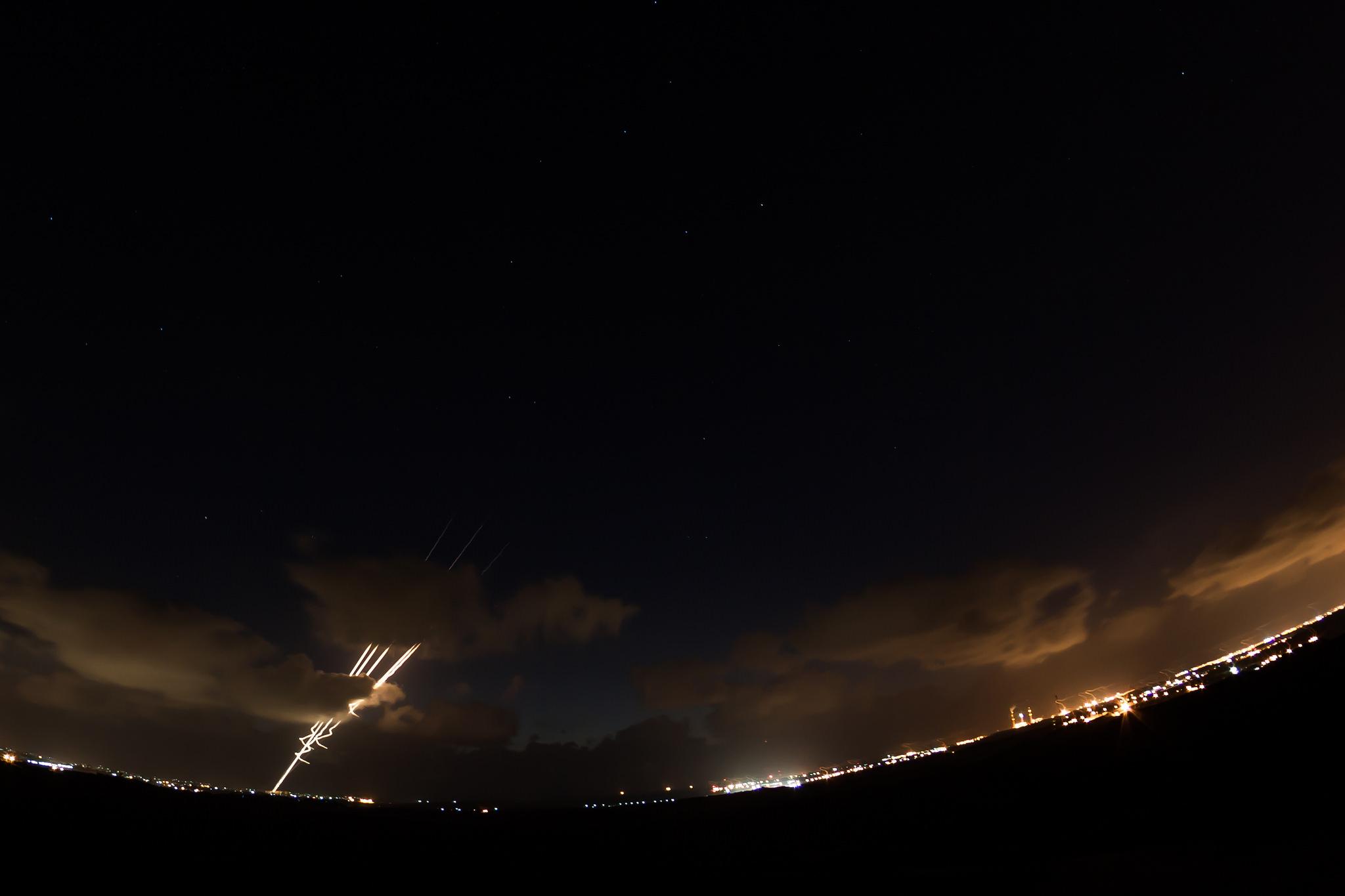 טילים רקטות צבע אדום יירוט כיפת ברזל