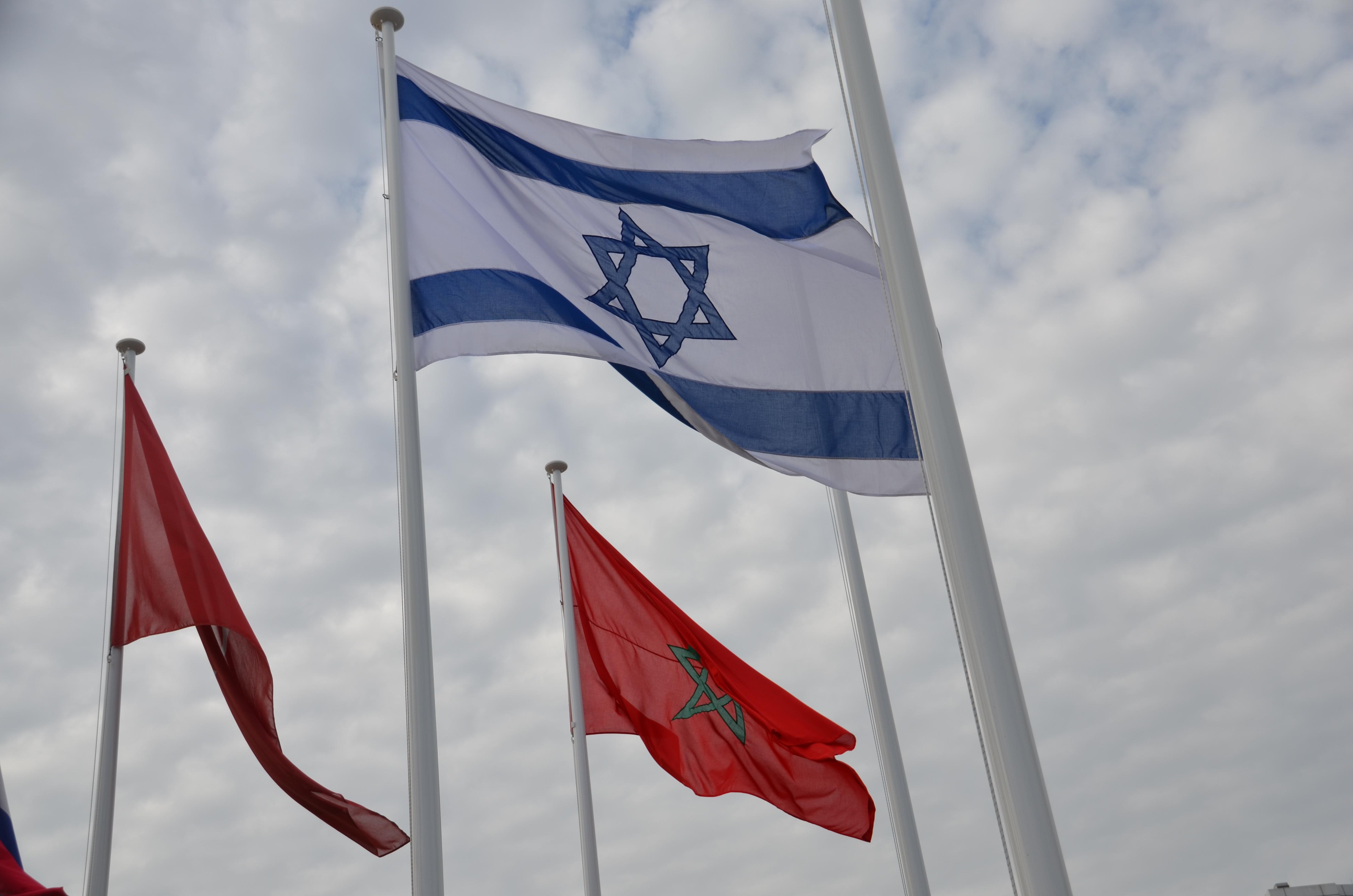 דגל ישראל יורוקונטרול