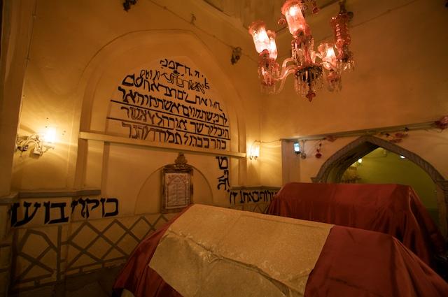 קבר מרדכי ואסתר איראן
