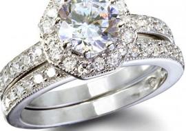 טבעת יהלומים • אילוסטרציה