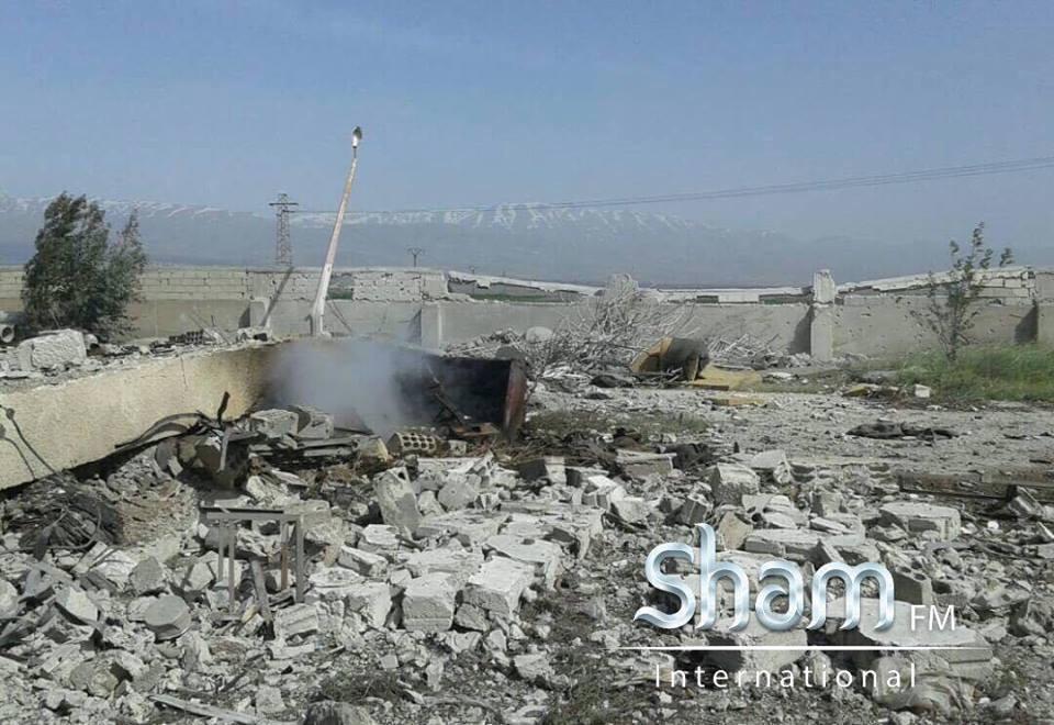 תקיפה בסוריה • אילוסטרציה