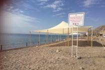 חוף ים קיץ