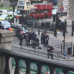 אנגליה פיגוע שוטרים