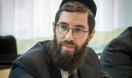 הרב אברהם וויל צילום אלי איטקין (1)