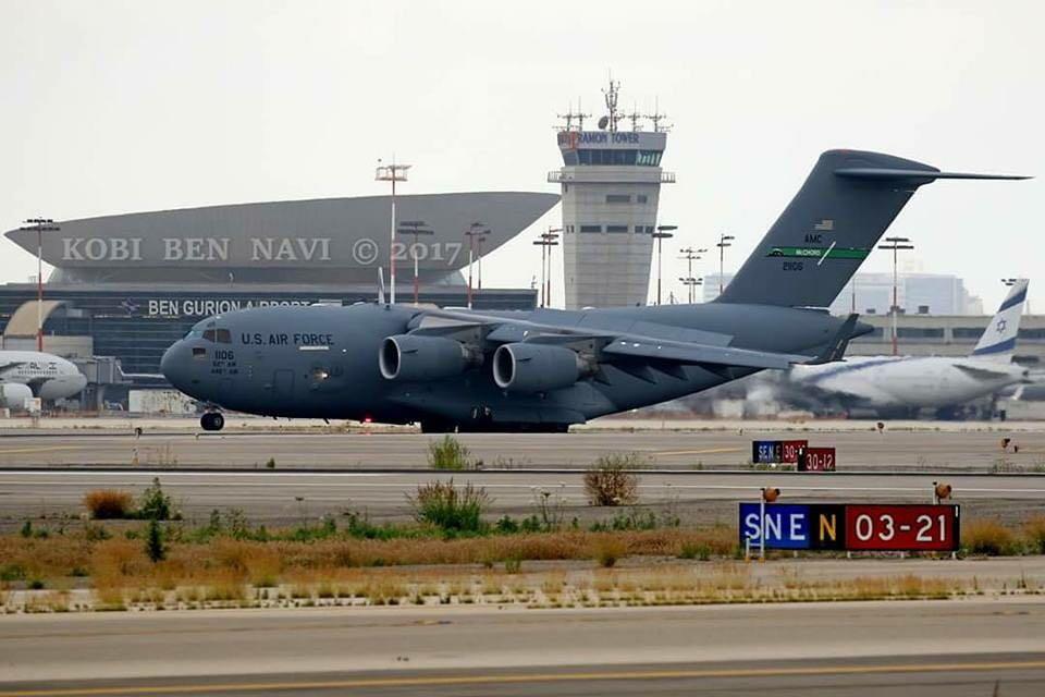 """מטוס מצוותו של נשיא ראה""""ב"""