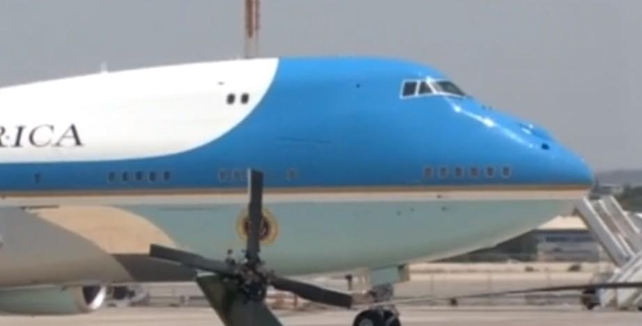מטוס טראמפ