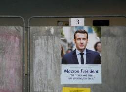 בחירות צרפת עמנואל מקרון