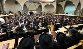 הקהל הרב בעצרת