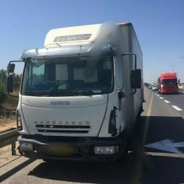 משאית כביש