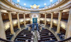 בית הכנסת הגדול בוינה צילום אלי איטקין