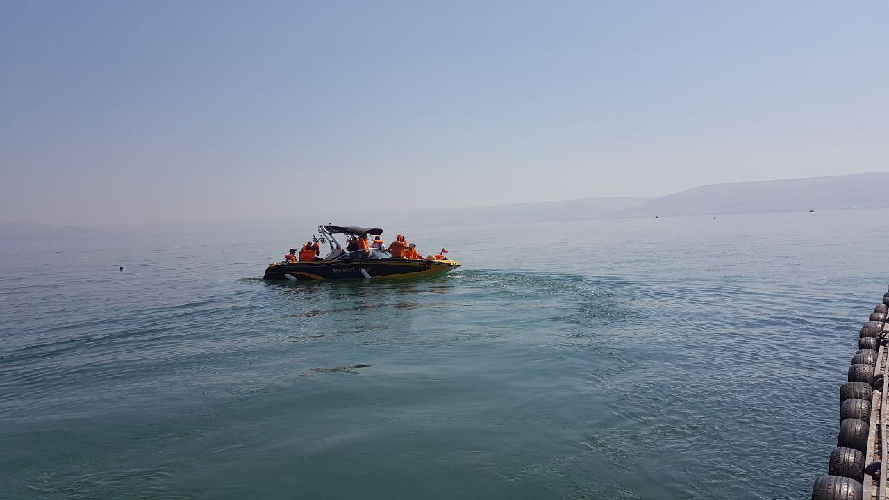 סירה בכנרת | אילוסטרציה
